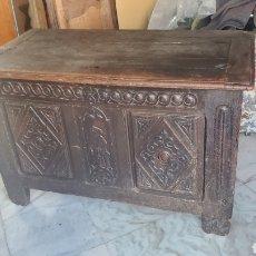 Antigüedades: BAULES. Lote 293921988