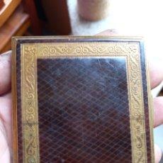 Antigüedades: BONITA PITILLERA ANTIGUA. Lote 294030048