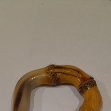 Antigüedades: MANGO DE ASTA/MADERA. Lote 294047978
