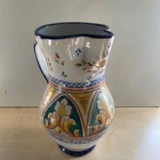 Antigüedades: JARRÓN DE TALAVERA. Lote 294831468