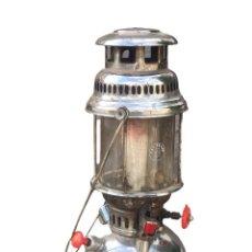 Antigüedades: LAMPARA PETROLEO.TIPO PETROMAX MARCA CAT BRAND 500 C.P. 1960'S. VER FOTOS.. Lote 295303973