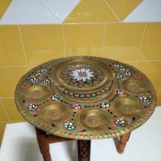 Antigüedades: MESA ARABE. Lote 295368393