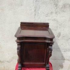 Antigüedades: MUEBLE ESCRITORIO. Lote 295406998