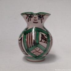 Antigüedades: JARRITA DE CERAMICA DOMINGO PUNTER, TERUEL,. Lote 295490868