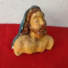 Antigüedades: BUSTO DE CRISTO. Lote 295494263
