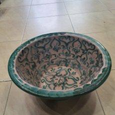 Antigüedades: PRECIOSO LEBRILLO BUEN TAMAÑO. Lote 295529908
