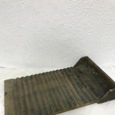 Antigüedades: LAVADERO DE MADERA, ANTIGUO!. Lote 295550448