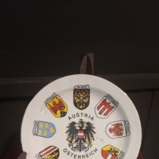 Antigüedades: PLATO DE PORCELANA AUSTRIA ÖSTERREICH BM AUSTRIA. Lote 295616428