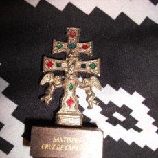 Antigüedades: SANTISIMA CRUZ DE CARAVACA. Lote 295687033