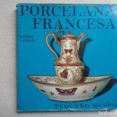 Antigüedades: PORCELANA FRANCESA.-826. Lote 295913248