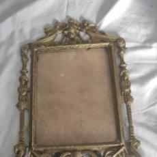 Antigüedades: MARCO METAL. Lote 295982183