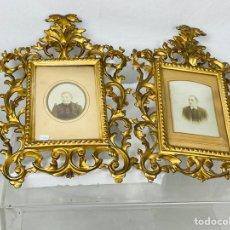 Antigüedades: PAJERA DE MARCOS.. Lote 296557678