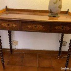 Antigüedades: ESCRITORIO ANTIGUO. Lote 296590313