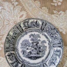 Antigüedades: PLATO SARGADELOS ANTIGUO. Lote 296799683