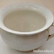 Antigüedades: ESCUPIDERA ORINAL, DE CERAMICA. ESCUP-19. Lote 296808293
