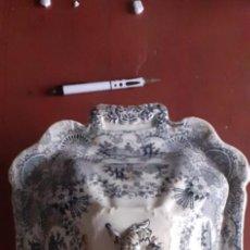 Antigüedades: DE MUSEO - LEGUMBRERA PICKMAN Y CIA. 1840. Lote 297043133