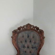 Antigüedades: TRESILLO ANTIGUO.. Lote 297099523