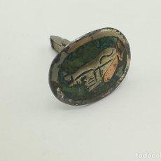 Antigüedades: ANTIGUO PISACORBATA DE PLATA. 5.55 GRAMOS. 3CM DE LARGO. VER FOTOS. Lote 297164933