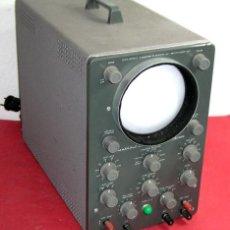 Radios antiguas: APARATO TECNICO OSCILLOSCOPE. Lote 12479703