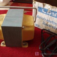 Radios antiguas: AUTOTRANSFORMADOR REVERSIBLE LOYJE (NUEVO). Lote 31674688