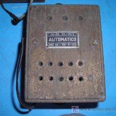 Radios antiguas: ANTIGÜO TRANSFORMADOR. Lote 17126667