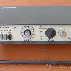 Radios antiguas: GENERADOR DE FUNCIONES DE AUDIO BF AF THANDAR OSCILADOR TG-102...SANNA. Lote 17087021