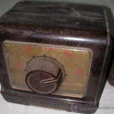 Radios antiguas: ANTIGUO ROTOR DE BAKELITA. Lote 21928833