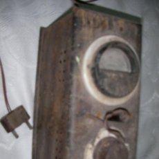 Radios antiguas: ANTIGUO APARATO ELECTRONICO 2. Lote 22194799