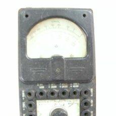 Radios antiguas: ANTIGUO APARATO DE MEDIDA PARA RADIOS Y OTROS. Lote 28248411