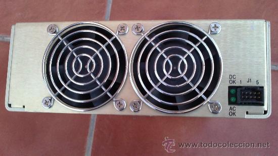 Radios antiguas: -FUENTE DE ALIMENTACION,DOS SALIDAS DE 24 VOLTIOS,15 AMPERIOS- - Foto 3 - 33841247