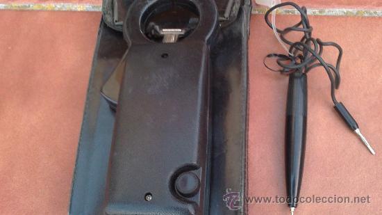 Radios antiguas: -PINZA AMPERIMETRICA-KEW SNAP-MODEL 2903-FUNCIONANDO(CON FUNDA:ORIGINAL) - Foto 2 - 33959952