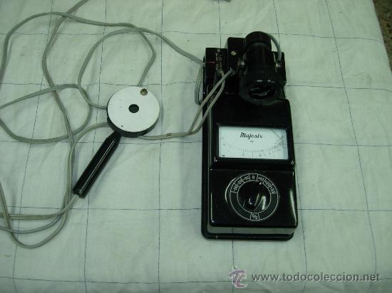 APARATO DE MEDIDA MAJOSIX (Radios - Aparatos de Reparación y Comprobación de Radios)