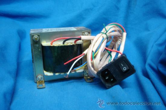 TRANSFORMADOR RF. HJ AC 9650 - 110 / 220 V.- 36 / 12 V. - 240 W. (Radios - Aparatos de Reparación y Comprobación de Radios)