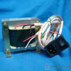 Radios antiguas: TRANSFORMADOR RF. HJ AC 9650 - 110 / 220 V.- 36 / 12 V. - 240 W.. Lote 35541637