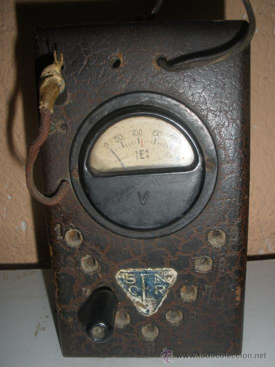 ANTIGUO ELEVADOR REDUCTOR MARCA SENTER -VER FOTO (Radios - Aparatos de Reparación y Comprobación de Radios)