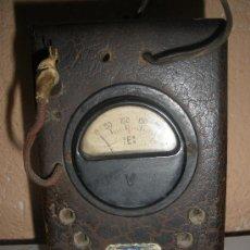 Radios antiguas: ANTIGUO ELEVADOR REDUCTOR MARCA SENTER -VER FOTO. Lote 66234097