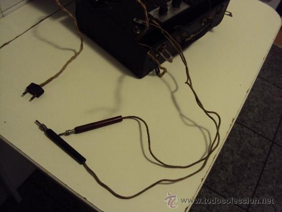 Radios antiguas: COMPROBADOR DE VALVULAS - Foto 7 - 36461365