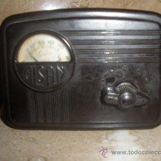 Radios antiguas: ANTIGUO TRANSFORMADOR PARA RADIO AÑOS 40-50 MARCA ALSAN -VER FOTO ADICIONAL. Lote 36465151