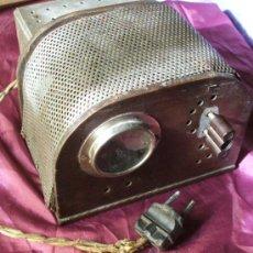 Old radios - ELEVADOR REDUCTOR RARO DACSA DE ASPE ALICANTE PARA RADIOS ANTIGUAS - 37085033