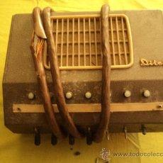 Radios antiguas: APARATO/MAQUINA MARCA OITEZ SIN PROBAR . . Lote 39085527