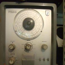 Rádios antigos: HF GENERADOR PHILIPS. Lote 39996415