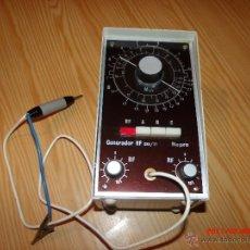 Radios antiguas: GENERADOR AFHA. Lote 41499890