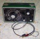 Radios antiguas: GENERADOR DE RF Y AF RADIO FRECUENCIA Y AUDIO, RF/T REPRO ...SANNA. Lote 118029835