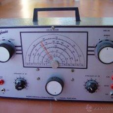 Radios Anciennes: GENERADOR SINFONIA 04 , OSCILADOR DE RADIO TRANSISTORIZADO....SANNA. Lote 44463628