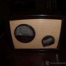 Radios antiguas: ELEVADOR-REDUCTOR TIPO BRL MODELO 300, CON CAJA DE BAQUELITA. Lote 44899678