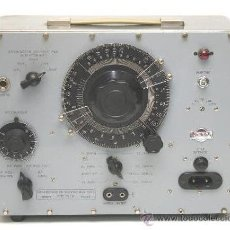 Radios antiguas: GENERADOR DE SERVICIO MOD.920C METRIX ANNECY FRANCE. Lote 33233385