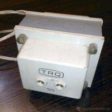 Radios antiguas: ANTIGUO AUTOTRANSFORMADOR TRQ 125/220 - 100 W. Lote 47333989
