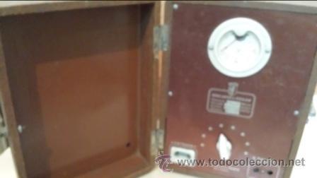 REGULADOR DE TENSION MARIN (Radios - Aparatos de Reparación y Comprobación de Radios)