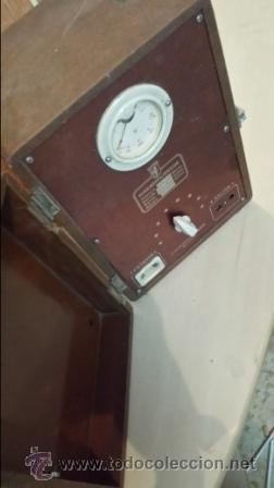 Radios antiguas: REGULADOR DE TENSION MARIN - Foto 4 - 47381385