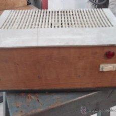 Radios antiguas: ANTIGUO TRANSFORMADOR 125-220 V POTENCIA 200W. Lote 48428376